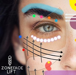 Facial Reflexology & Zone Face Lift. ZFL